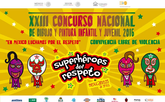 Convocatoria Nacional De Dibujo Y Pintura Infantil Y Juvenil Sobre